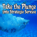Take the Plunge into Strategic Service Part 1